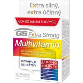 GS EXTRA STRONG MULTIV.2017 TBL60+60